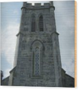Ardcroney Church County Clare Ireland Wood Print