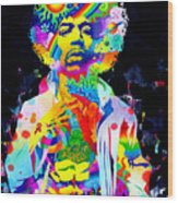 Are You Experienced? Wood Print