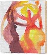 Arembepe 20 Wood Print