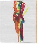 Arembepe 26 Wood Print