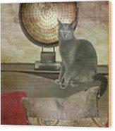 Cat-tastic Wood Print