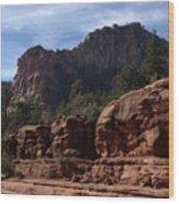 Arizona Canyon One Wood Print