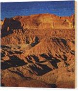 Arizona Mesa 4 Wood Print