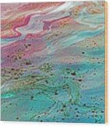 Arizona Oil 3 Wood Print