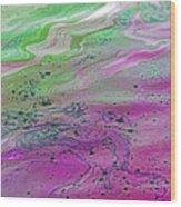 Arizona Oil 4 Wood Print