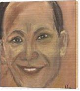 Armando S. Guangko Wood Print