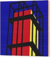 Arne Jacobseb Tower Wood Print