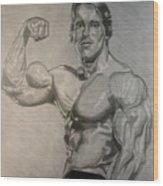 Arnold Wood Print