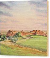 Arrowhead Golf Course Colorado Hole 3 Wood Print