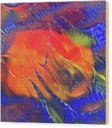 Art 0a Wood Print