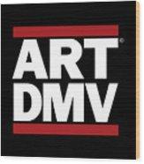 Art Dmv Wood Print