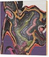 Art No. Five Wood Print
