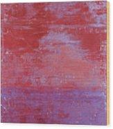 Art Print Redwall 4 Wood Print