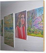 Art Wall Wood Print