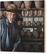 Artist - Potter - The Potter II Wood Print