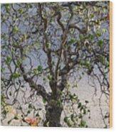 Artistic Tree Wood Print