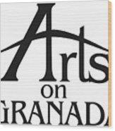 Arts On Granada Wood Print