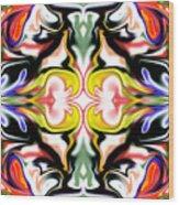 Aryrase Wood Print