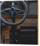 As Ford Models  Wood Print