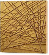 Ascending - Tile Wood Print