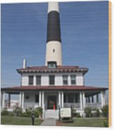Asecon Lighthouse Wood Print