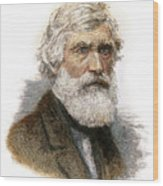 Asher B. Durand, 1796-1886 Wood Print