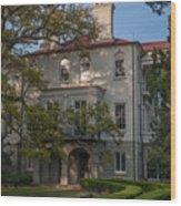 Ashley Hall School In Charleston Sc Wood Print