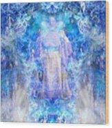 Asiaq-goddessofweather Wood Print