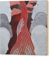 Asido Wood Print