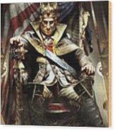 Assassin's Creed IIi Wood Print