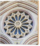 Assisi Plenaria Design Wood Print