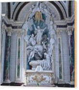 Assumption Of Mary Wood Print
