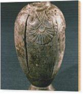 Assyrian Jug Wood Print