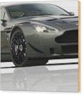 Aston Martin Lmv/r Wood Print