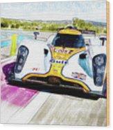 Aston Martin Vantage 009 Wood Print