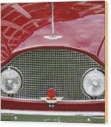 Astonmartin Db2/4 Mark IIi Wood Print
