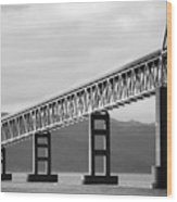 Astoria Bridge Wood Print