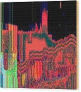 Astral2 Wood Print