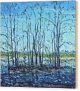 At Loxahatchee Wood Print