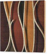 At The Name Of Jesus Wood Print