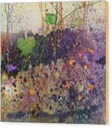 At The Spring Wood Print