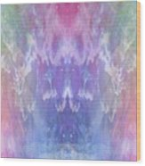 Atahensic-sky Goddess Wood Print