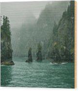 Atalik Cape Wood Print