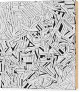 Atattvaarthavat H Wood Print