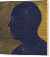 Athelete Wood Print