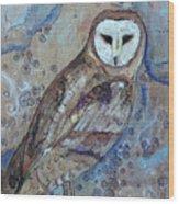 Athenas Companion Wood Print
