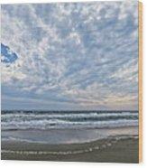 Atlantic Beach Nc Wood Print