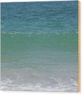 Atlantic Ocean - Southampton New York Wood Print