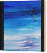Atlantis Wood Print