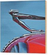 Auburn 6889 Wood Print